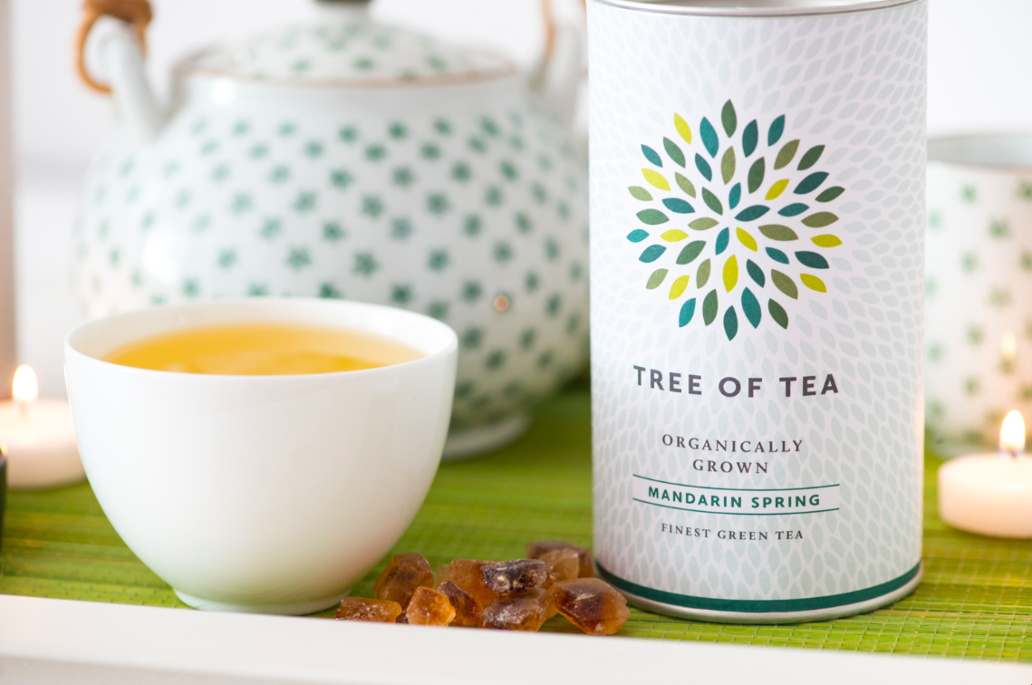 Teatime bei mymuesli: Tee von Tree of Tea