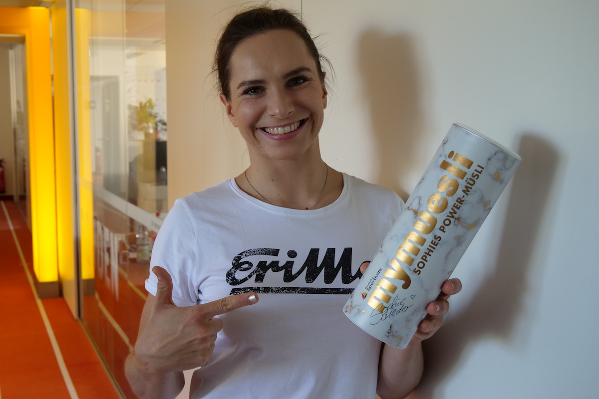 So starten Spitzensportler in den Tag: Sophie Scheders Morgenroutine