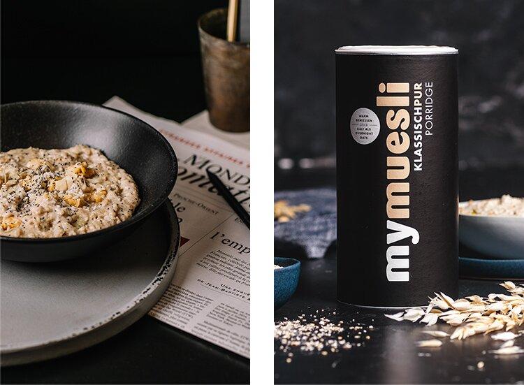 Porridge Zum Frühstück Wie Viele Kalorien Sind Drin Mymuesli
