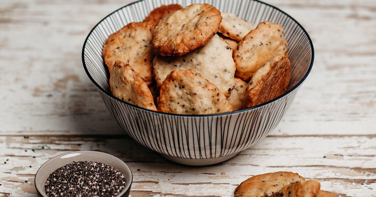 Chia-Kekse | Rezept von mymuesli