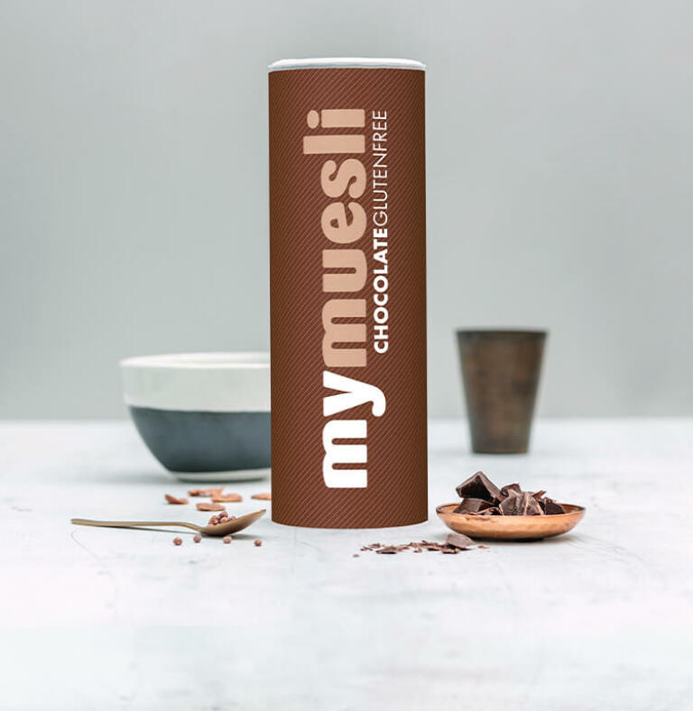 Glutenfree Chocolate Muesli
