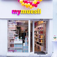 mymuesli Laden Bonn