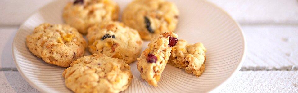 Kalorienarme kekse rezept