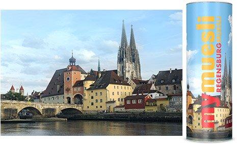 Mymuesli Regensburg