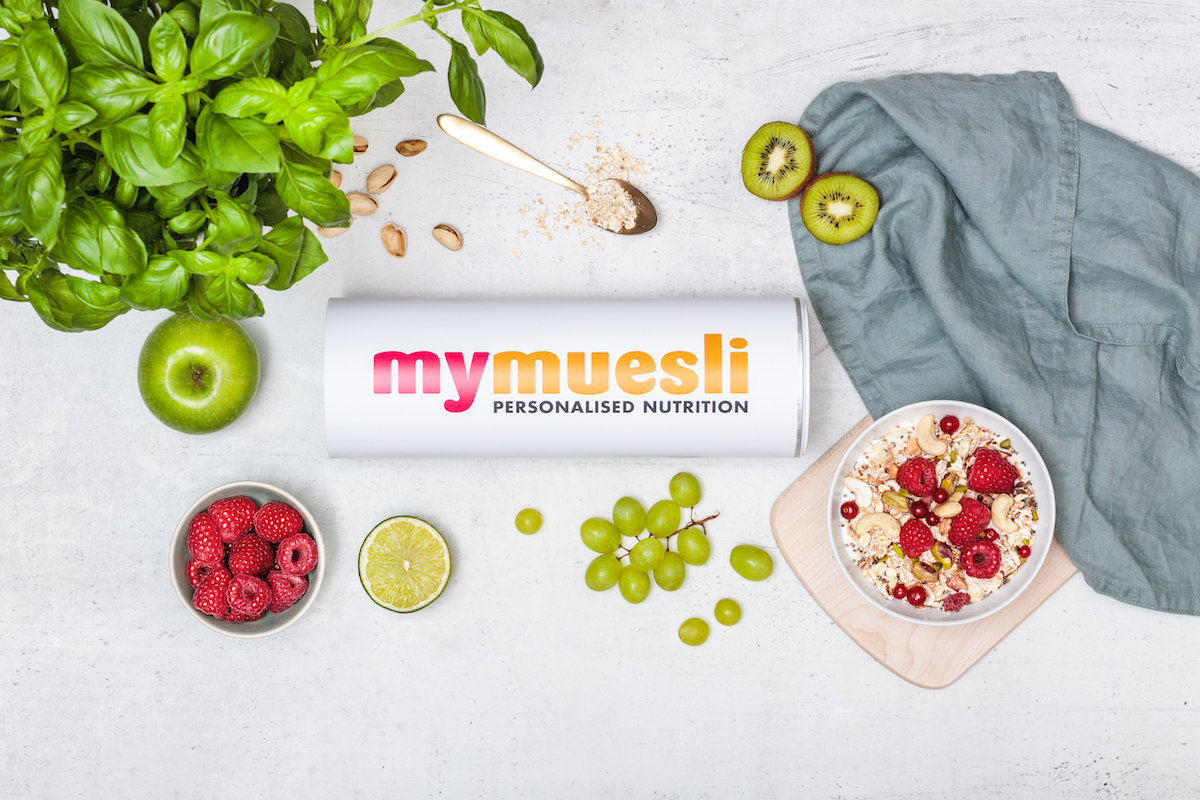 Mass Customization per Genanalyse: mymuesli bringt DNA-Müslis auf den Markt
